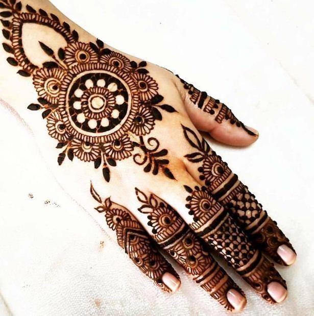 Indian Designs backside