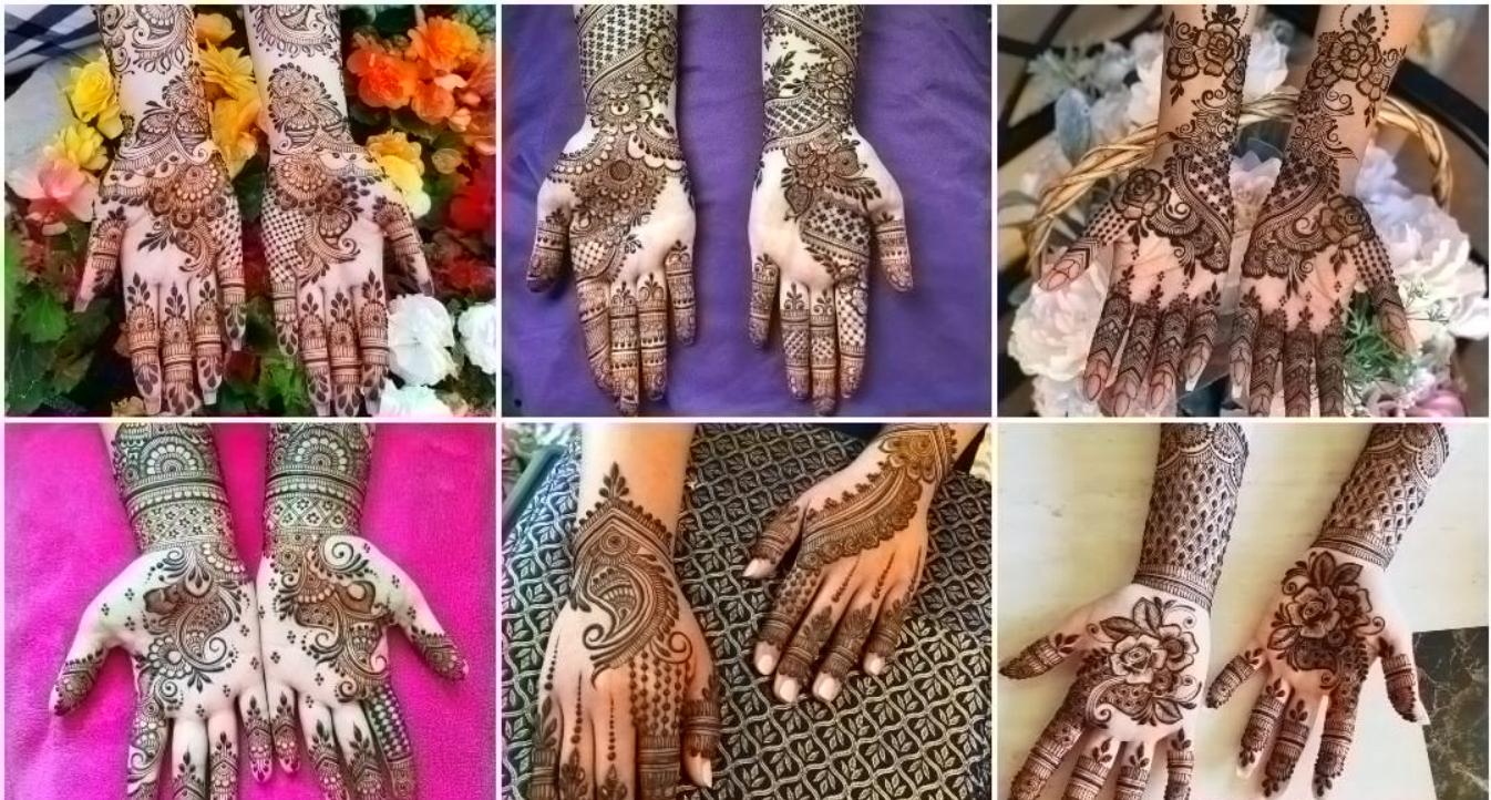 Indian Mehndi Latest Designs