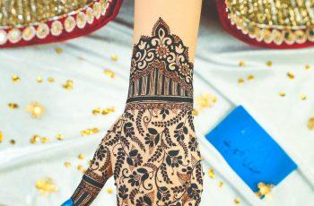 Kashees Mehndi Design