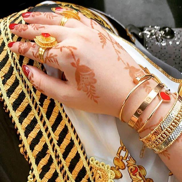 Mehndi Design for Finger
