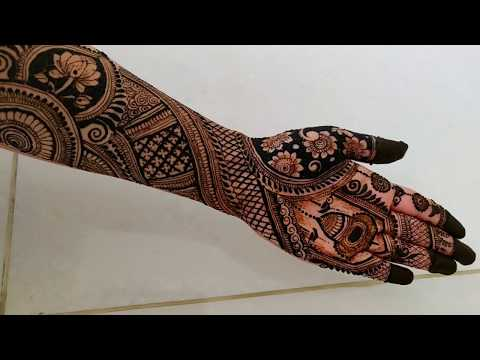 New Indian Mehndi Designs For Hands