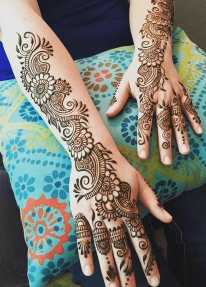 new design arabic for diwali