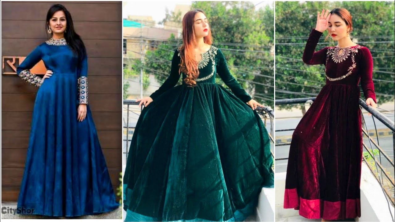 Beautiful Gown Design For Women