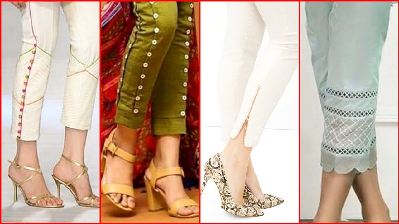 Beautiful Salwar Designs With Lace