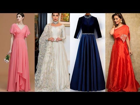 Best Gown For Ladies For Party Wear