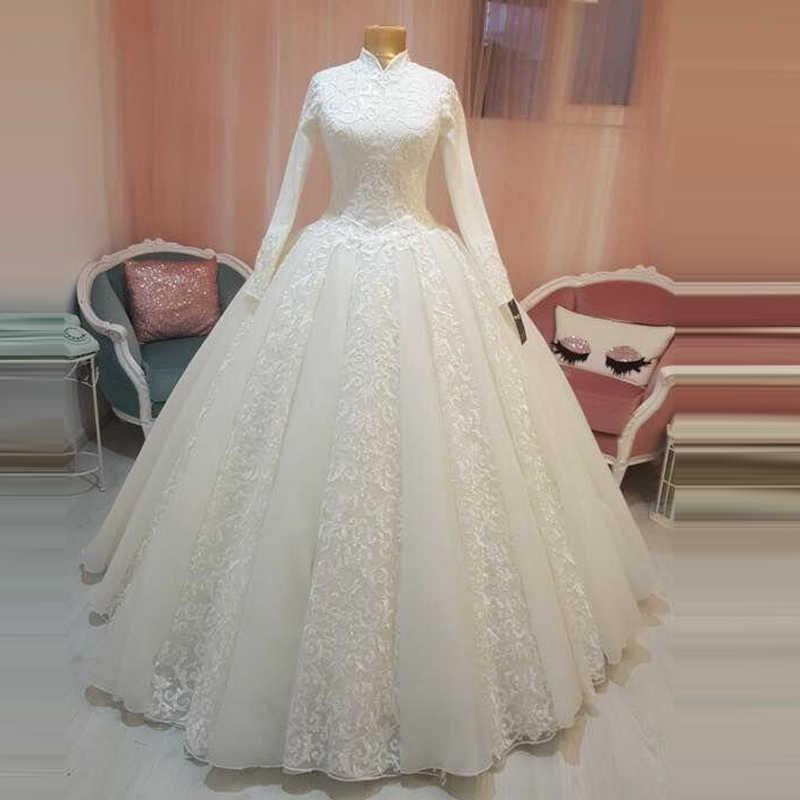 Bridal Gown Modern Design