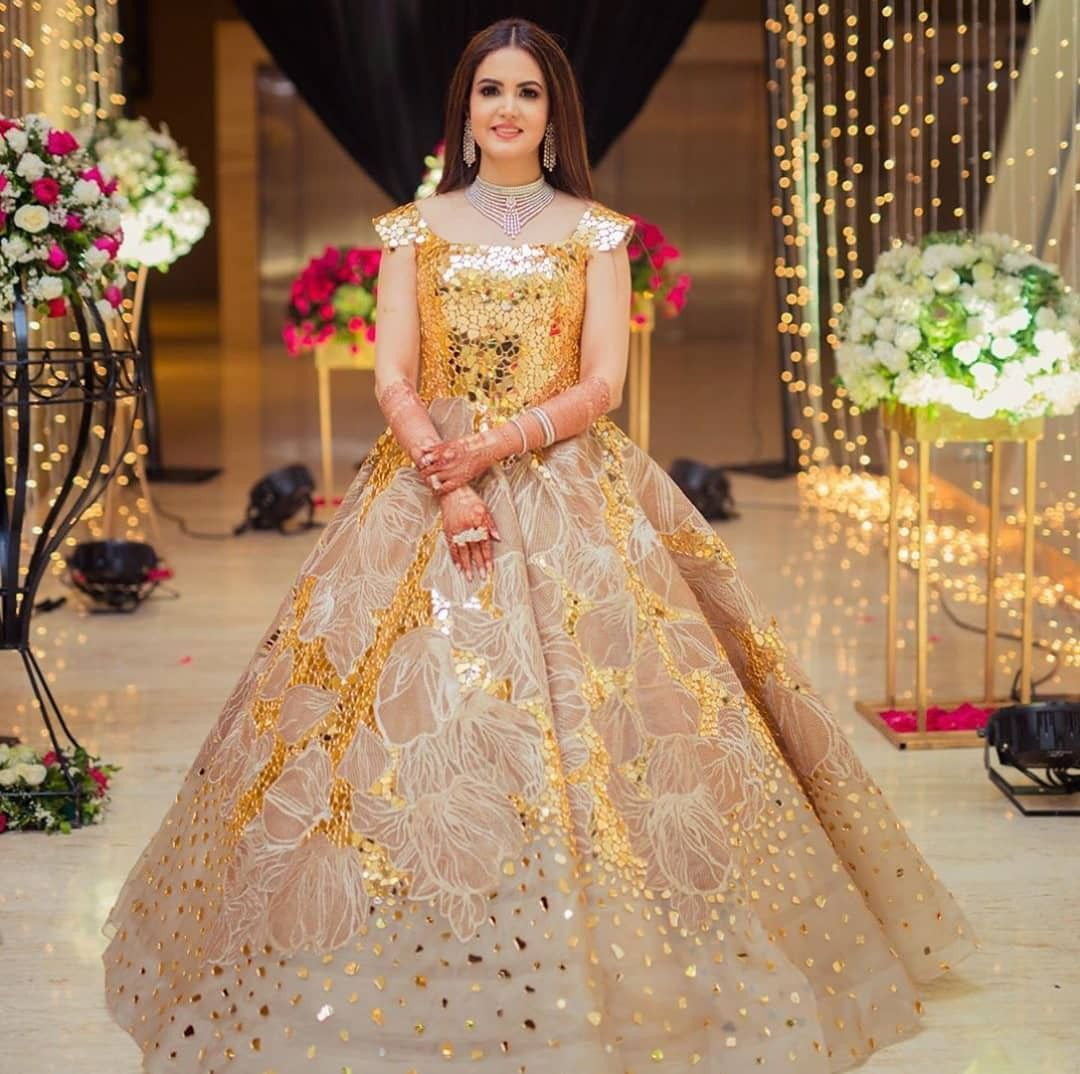Engagment Gown Designs