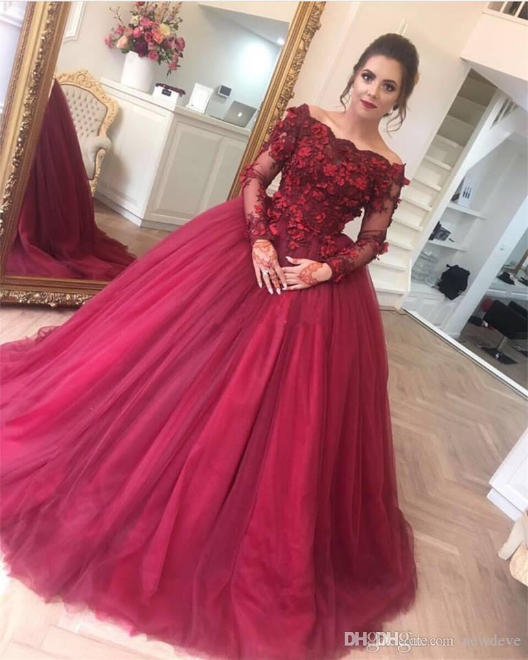Evening Party Wear Gown Design