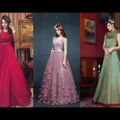 gown design for wedding