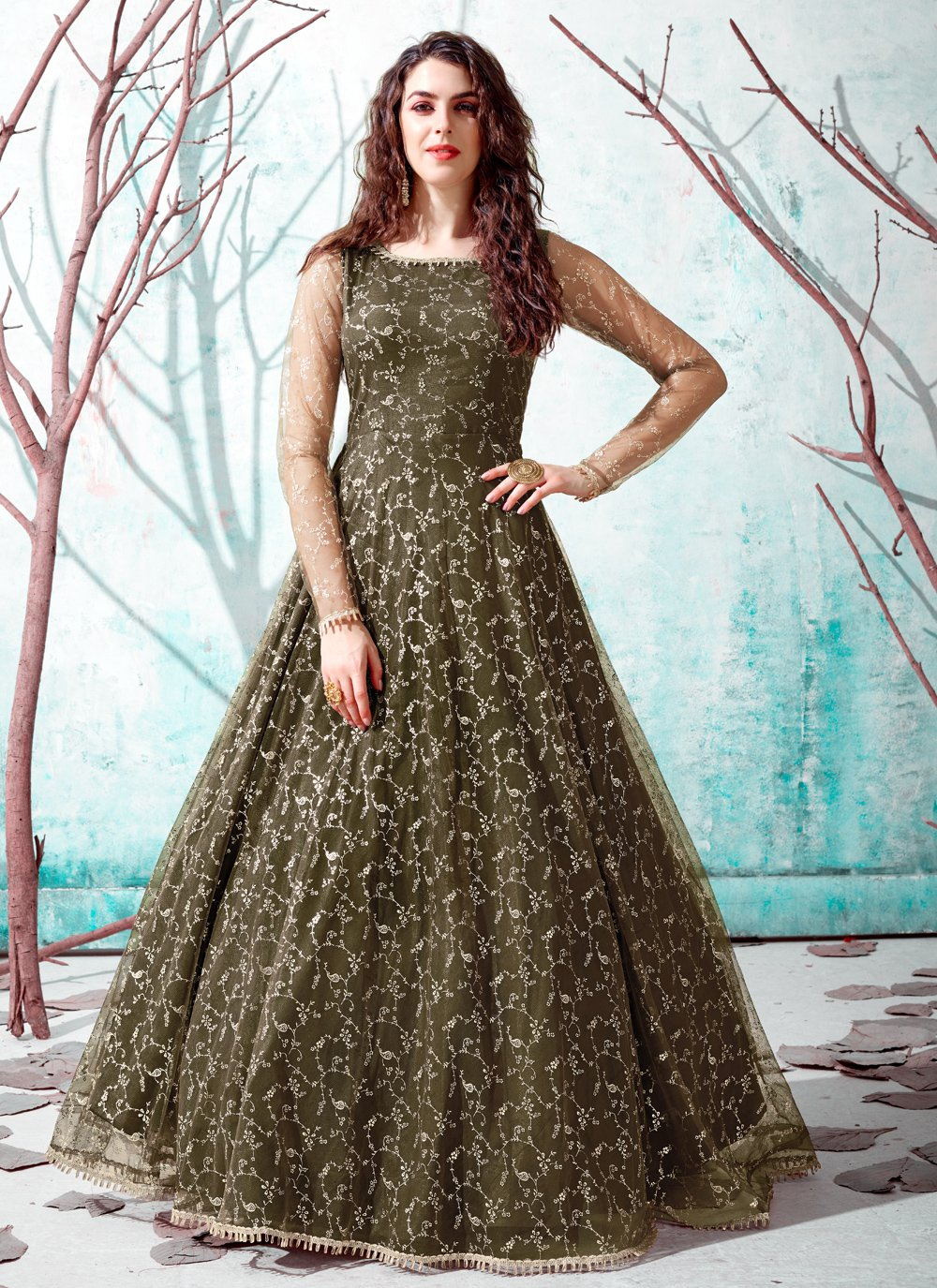 Gown Design For Women