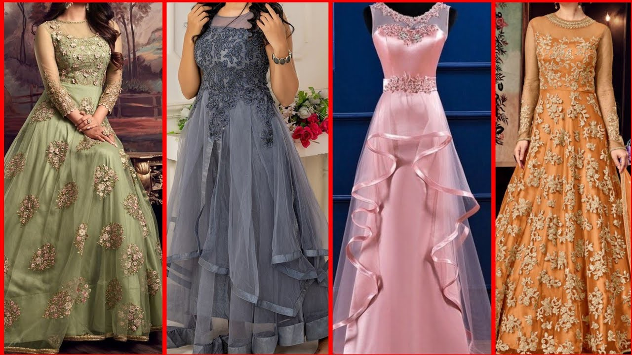 Gown Latest Design 2021