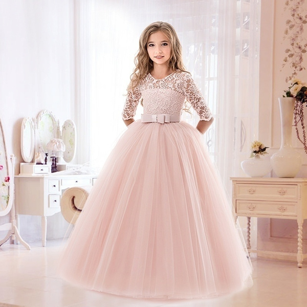Gown Design For Teenage Girl