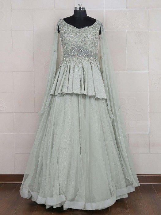 Gown Trendy Design For Women