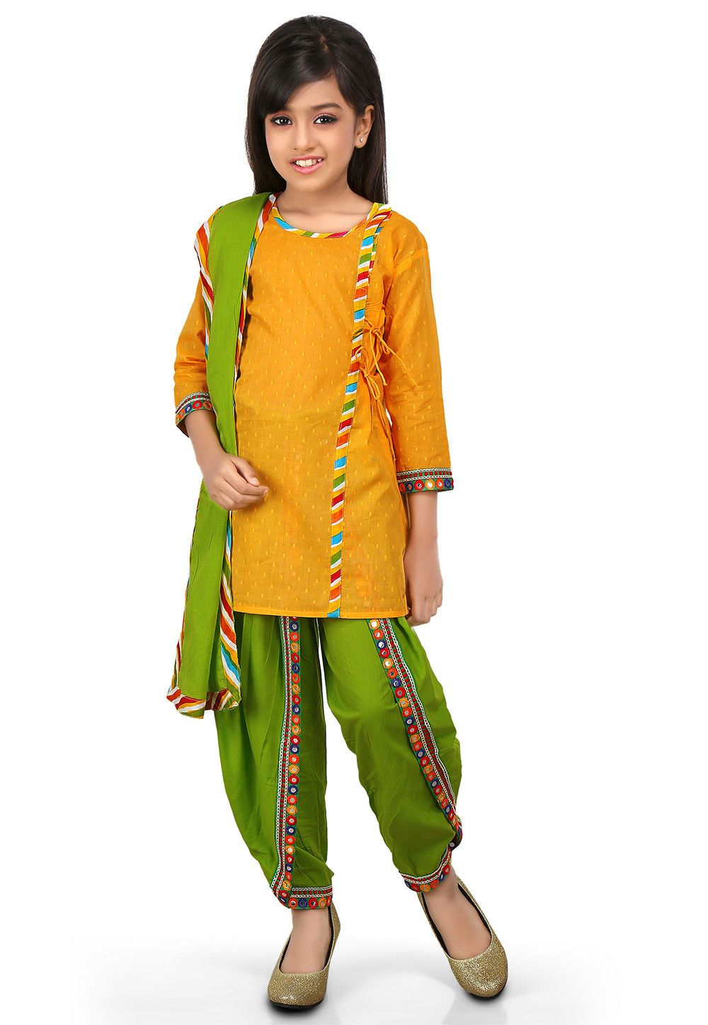 Kameez New Designs For Baby Girl