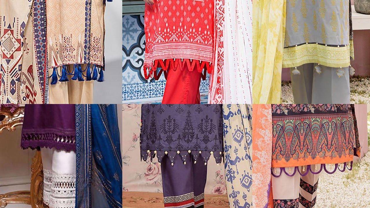 Daman Kameez Design For Girls