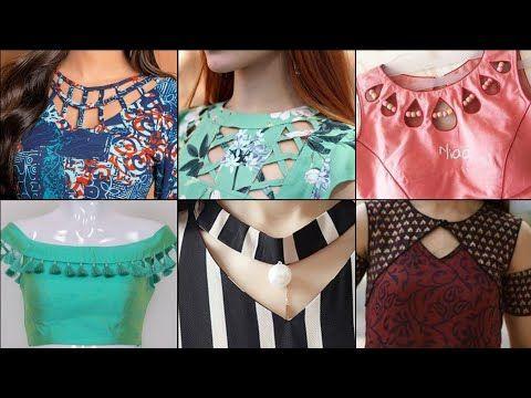 Ladies Gala Neck design for Girls