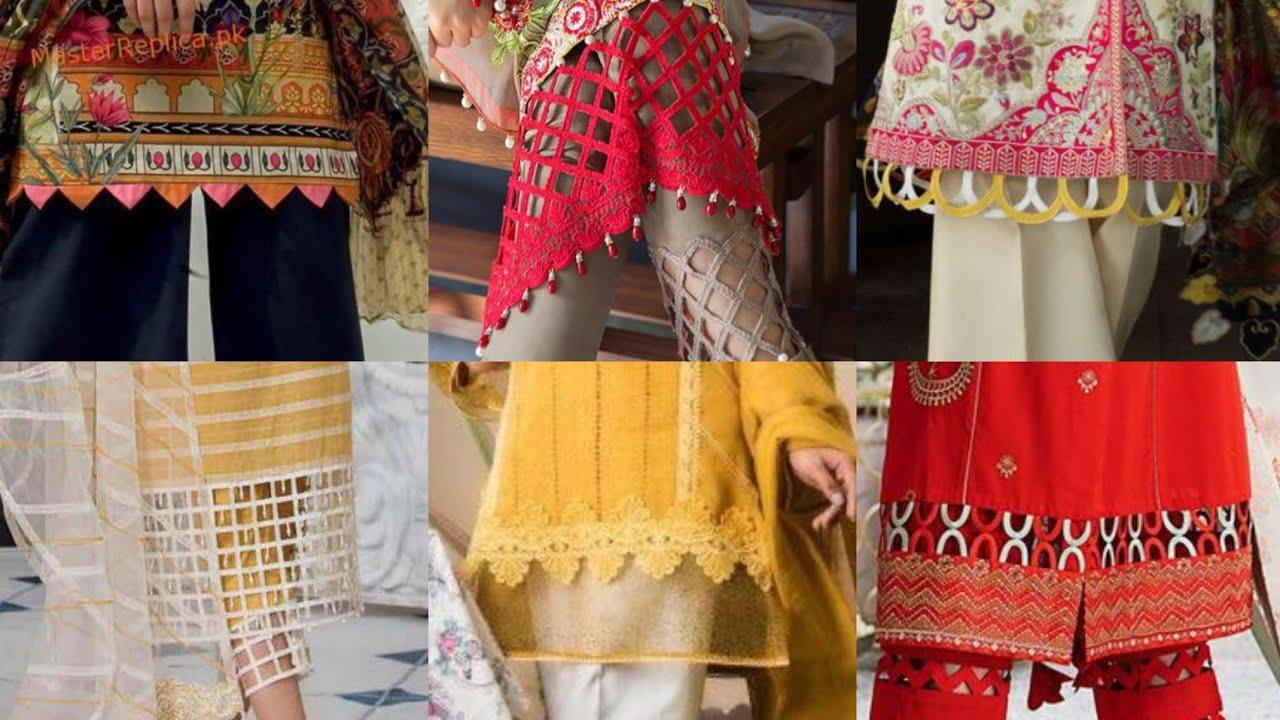 Lates Daman Kameez Dress For Girls