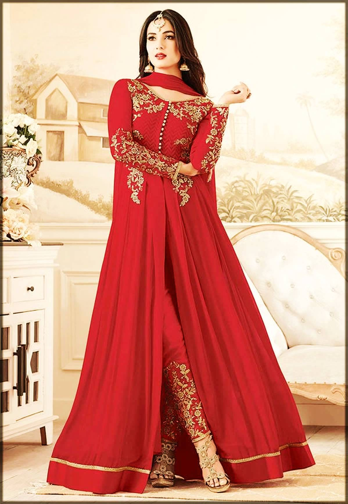 Latest Gown Design For Girls 2021