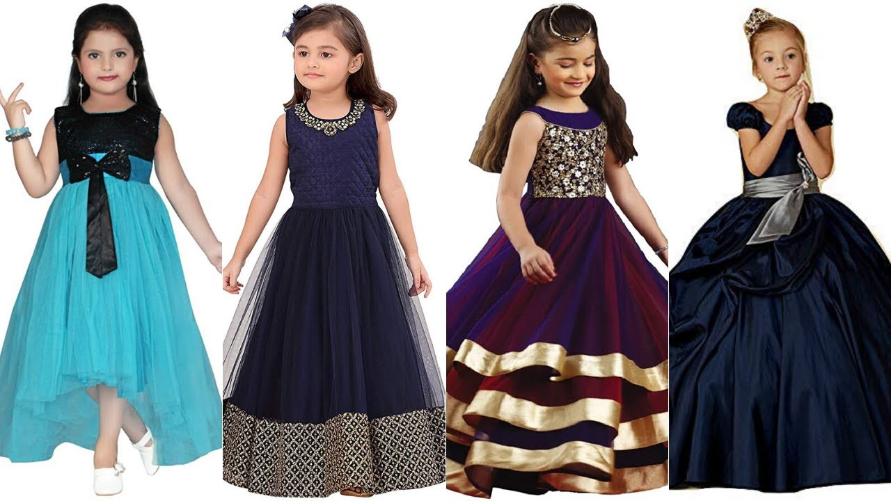 Best Gown Design for kids