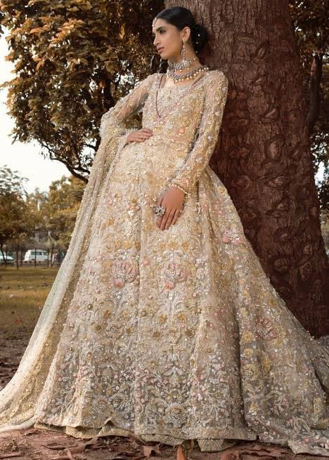 Latest Gowns For Wedding