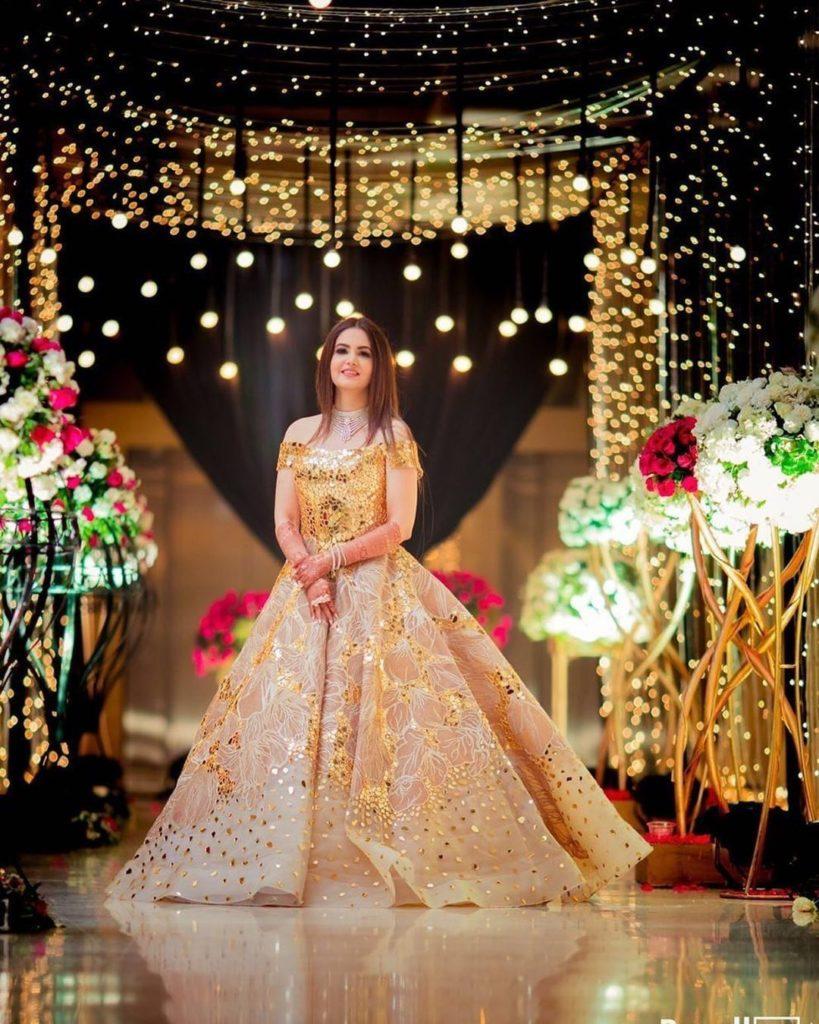 Modern Bridal Gown Design