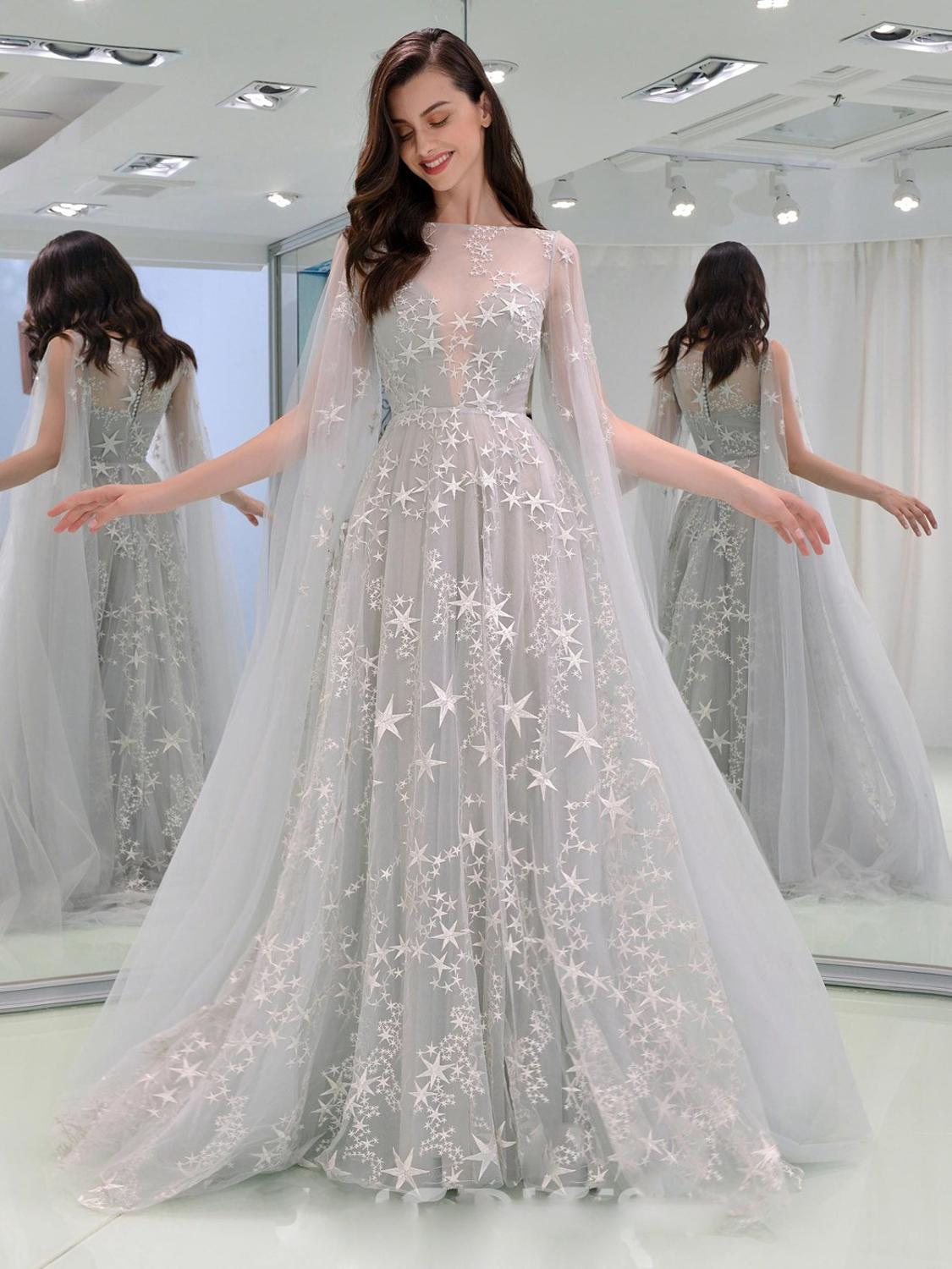 Unique Gown Design For Teenage Girl