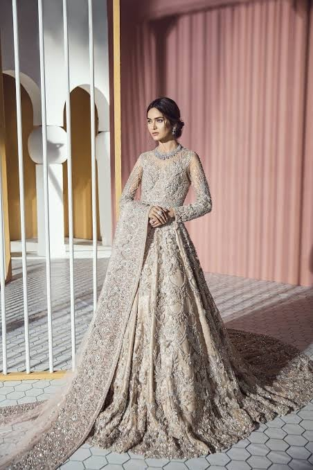 Modern Gowns For Wedding 2021