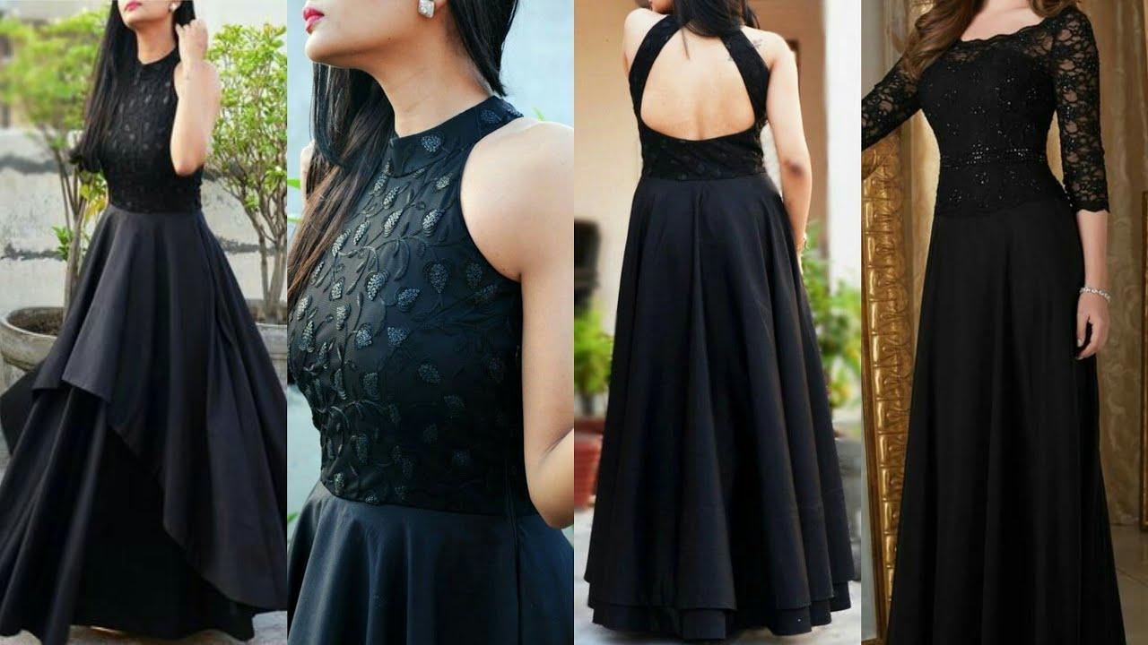 Modern New Gown Design 2021
