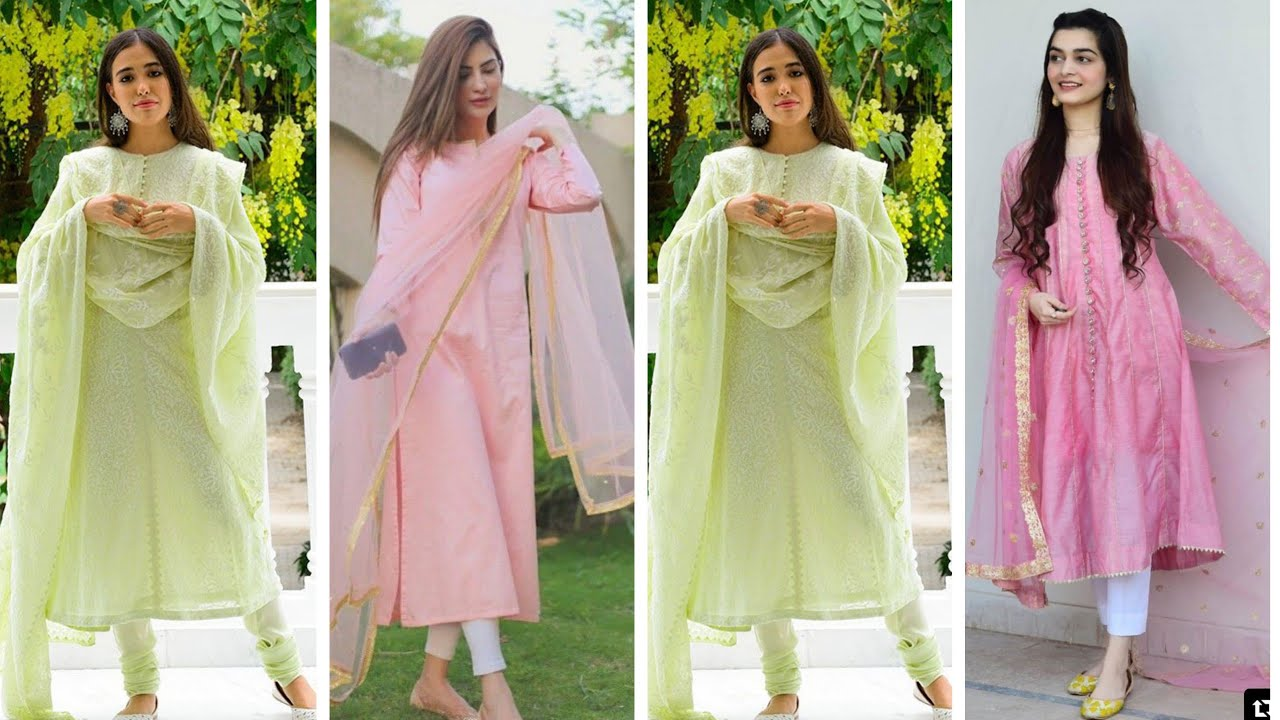 New A Line Kmaeez Designs for Girls