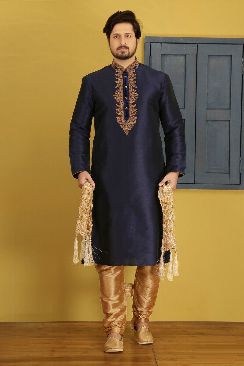 New Arrival for Men With Shalwar kameez Front And Neck Design