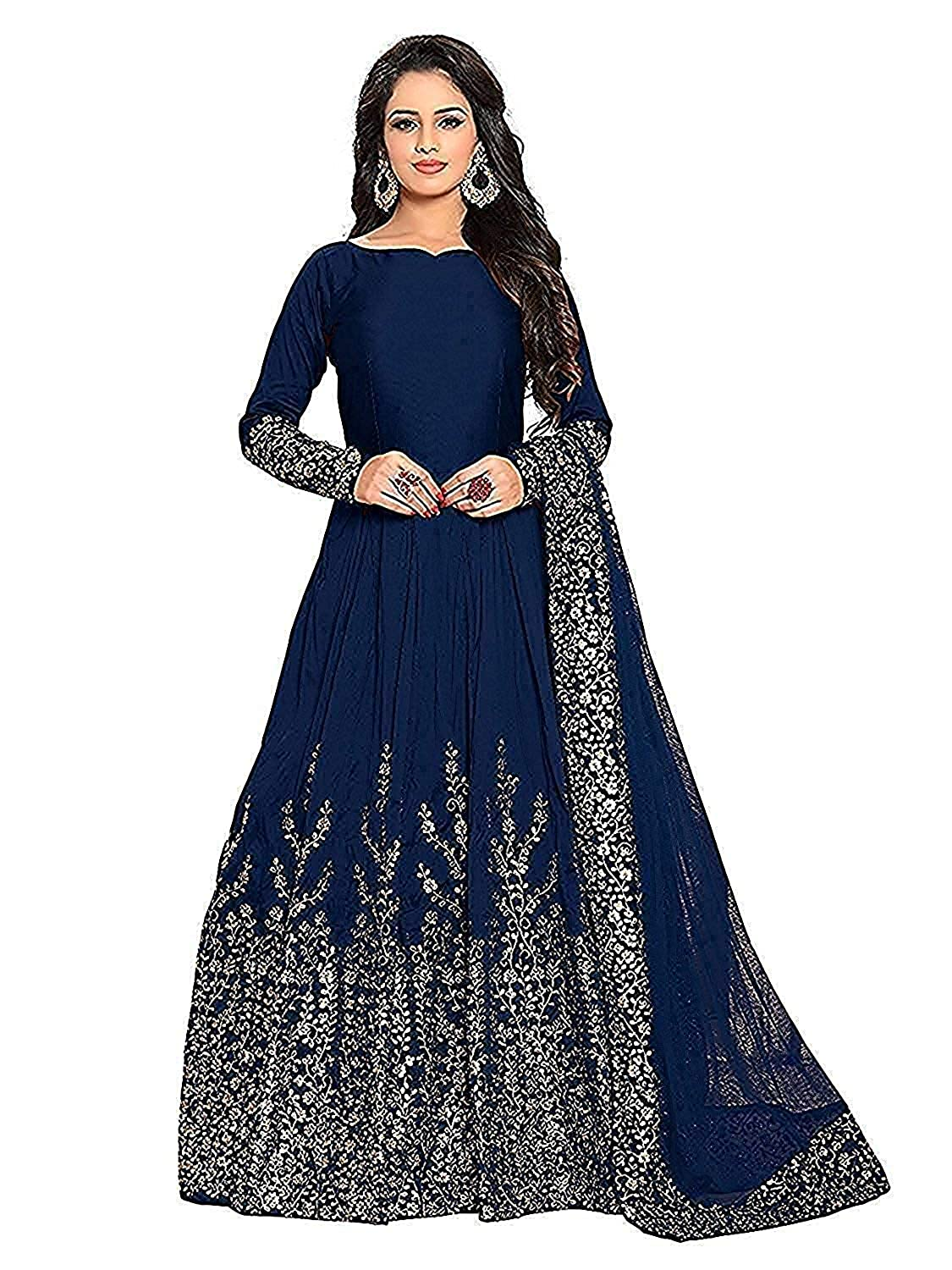 New Gown Design Party Wear 2021