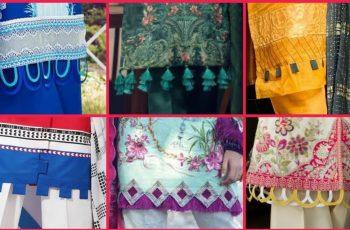 kameez daman designs