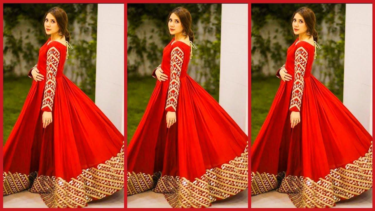 New Trendy Gown Design