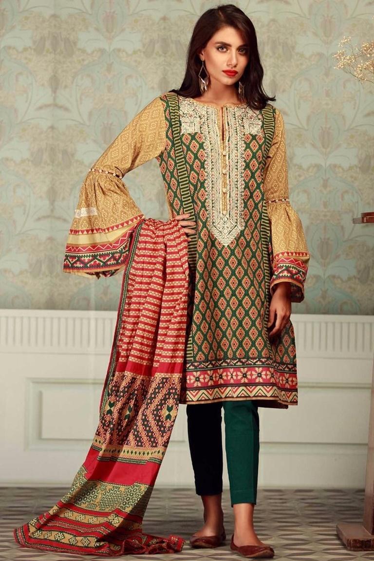 New ladies Shalwar Kameez Design