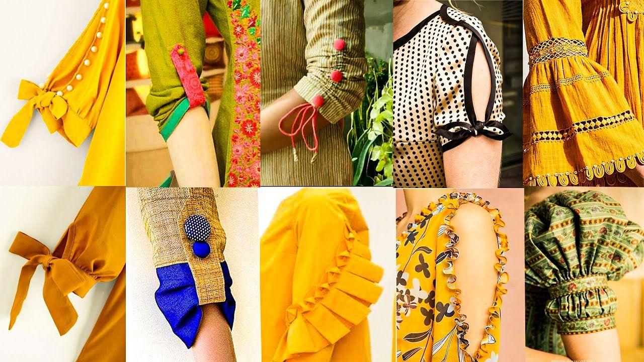 Salwar Kameez Half Sleeve Designs 2021