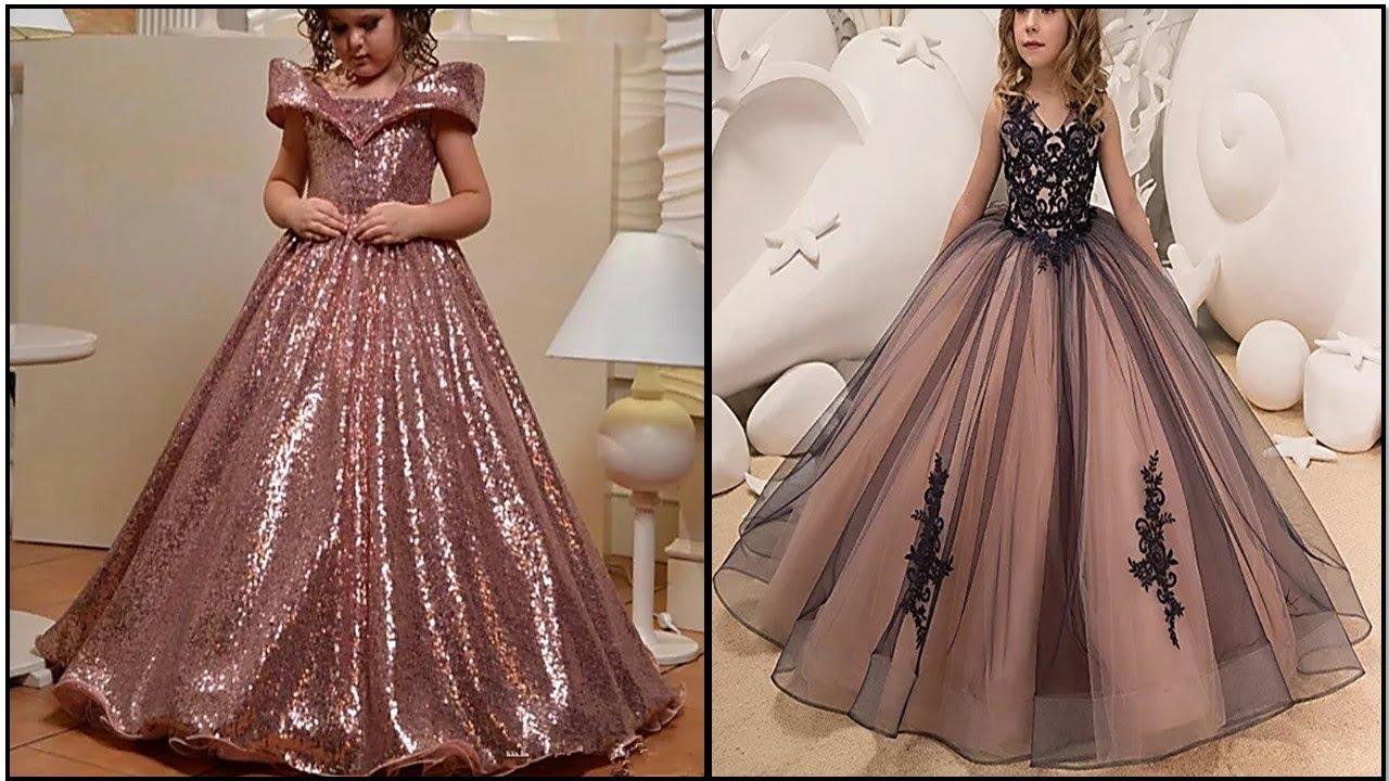Stylish Gown Design
