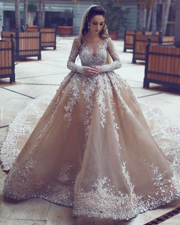 Stylish Gowns For Wedding 2021