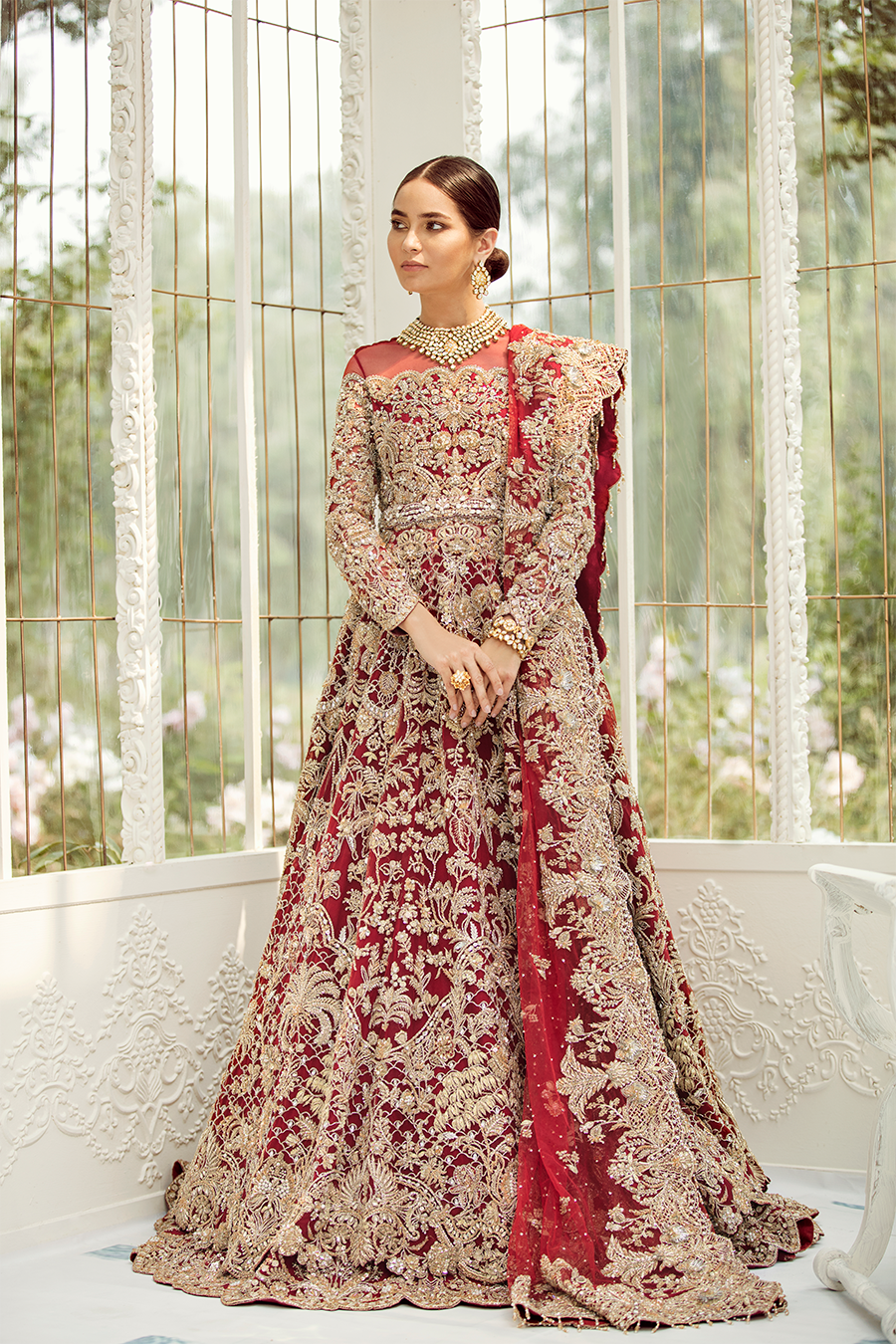 Stylish Gowns For Wedding