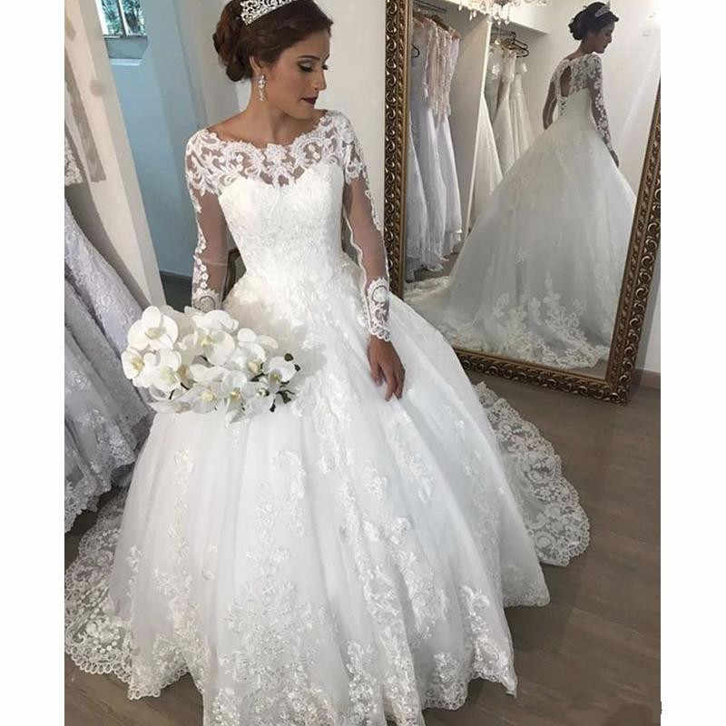 Tredny Gown For Wedding