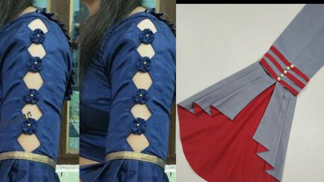 Trendy Kameez Sleeve Designs 2021