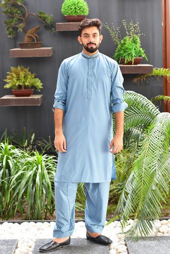 blue shalwar kameez designs For gents