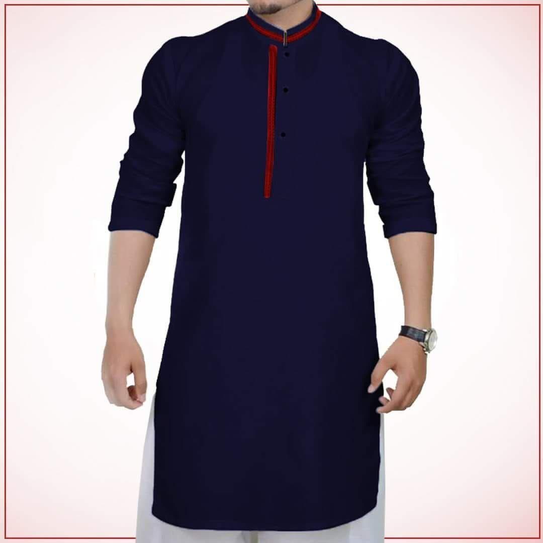 blue shalwar kameez designs