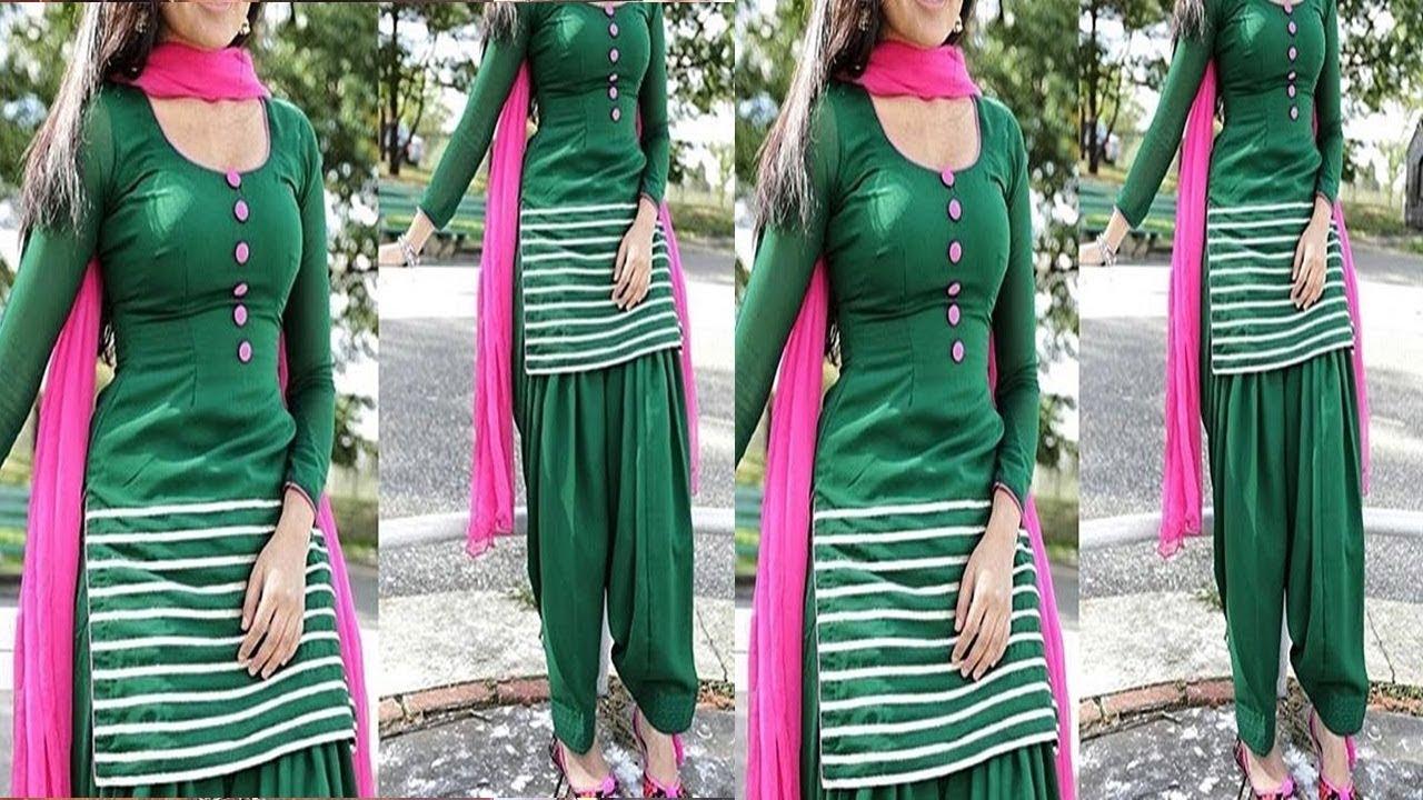 latest kameez design with laces